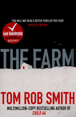 The farm by Tom Rob Smith (Paperback) Highly Rated eBay Seller, Great Prices