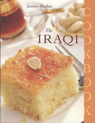 The Iraqi Cookbook by Lamees Ibrahim Hardcover Book (English)