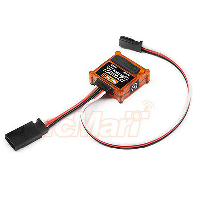 HPI Racing D-BOX 2 Adjustable Stability Control System Gyro RC Car Drift #105409
