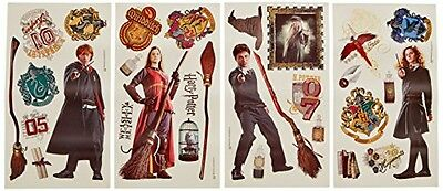 RoomMates Roommates Rmk1547Scs Harry Potter Peel And Stick Wall Decals