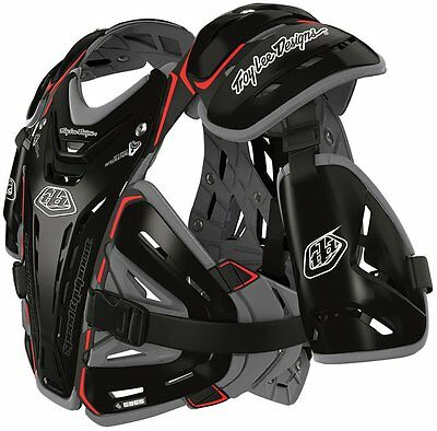 Troy Lee Designs BG5955 Chest Body Protector Large Black