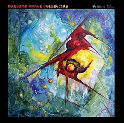 ORESUND SPACE COLLECTIVE - Visions Of ... - 2 LP (colour) Space Rock Prod