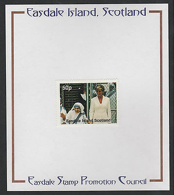 GB Locals - Easdale (237) 199Princess Diana with Mother Teresa PUBLICITY PROOF