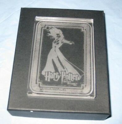 Harry Potter Deathly Hallows Crystal Case Topper #1