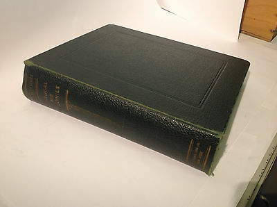Scott Specialty Album for Portuguese Stamps 1943 edition out of print pgs WOW! 8
