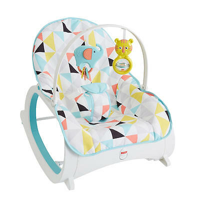 New Fisher-Price Infant-To-Toddler Rocker Model:24579383