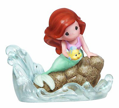 """Precious Moments Disney """"Part of My World"""" Little Mermaid*132005*NEW IN BOX*"""