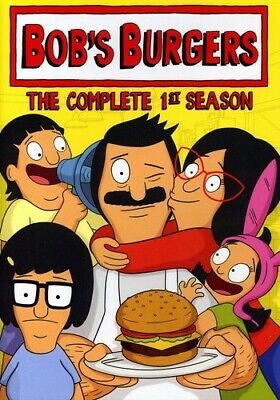 Bobs Burgers: The Complete First Season DVD