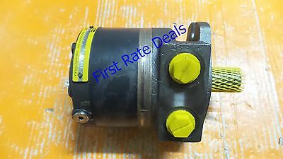 PARKER 110A-129-AS-0 Hydraulic Motor 12.9 Cu. In./Rev 110A-129-AS-0-F 30E866 NEW