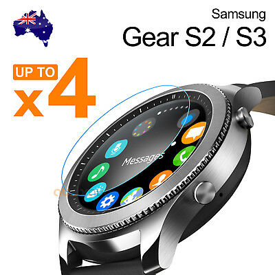 For Samsung Gear S3 S2 Classic S3 frontier 4G Tempered Glass Screen Protector