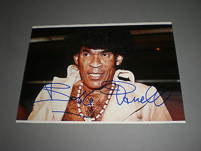 Bobby Farrell Boney M signed signiert autograph Autogramm 13x18 Foto in person