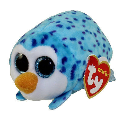 TY Beanie Boos - Teeny Tys Stackable Plush - GUS the Penguin (4 inch) - MWMTs