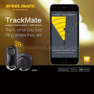 DIY Steelmate TrackMate i880 Car Alarm Anti-lost GPS Tracker System For IOS T3R3