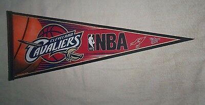NBA : Cleveland Cavaliers Large Pennant - New