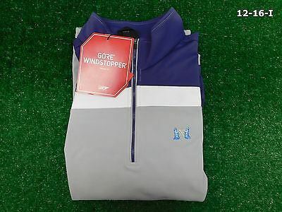 Mens Galvin Green Bart 1/2 Zip Gore Windstopper XL Extra-Large NGLA Logo New NWT
