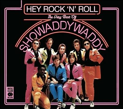 Showaddywaddy - Hey Rock N Roll: Very Best of [New CD] UK - Import