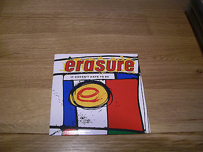 """Erasure-it doesn't have to be.7"""""""