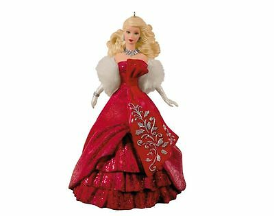 2012 Hallmark CELEBRATION BARBIE #13 Ornament HOLIDAY *Priority Shipping