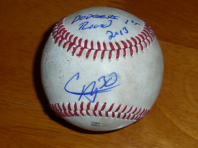 Baseball-mlb Archie Bradley Signed Game Used Midwest League Mwl Baseball Auto Ball Autograph