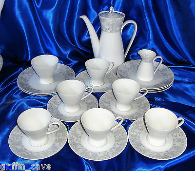 Rosenthal BJORN WIINBLAD Tea Set, STUDIO LINE Mix And Match