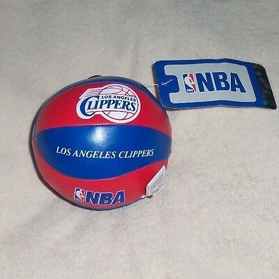 NBA : Los Angeles Clippers Soft Basketball - New