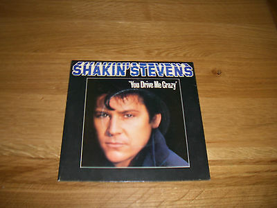 Shakin Stevens-you drive me crazy.7""