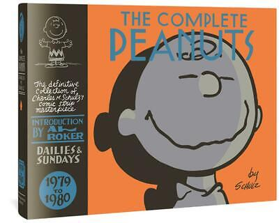 The Complete Peanuts 1979-1980: 1979-1980 The by Charles M. Schulz (English) Har