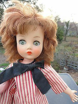 "Vintage Horsman Cindy Type Fashion 17"" Doll Original"