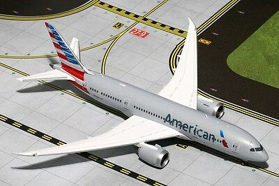 1/400 GJ American Airlines B787-8 N800AN