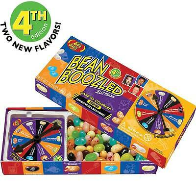 1 Pack BeanBoozled 3.5 oz Jelly Beans Spinner Gift Box (4TH Edition) Free Shippi