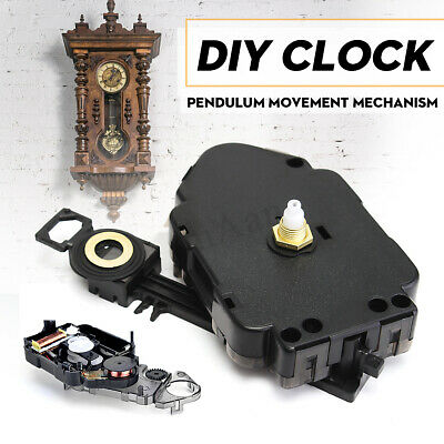 New Replacement DIY Quartz Clock Pendulum Movement Mechanism Motor & Hanger