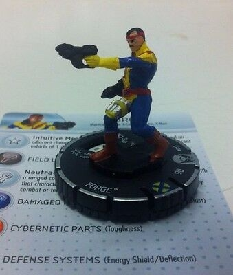 Heroclix Wolverine and the X-Men  #033  FORGE  Marvel
