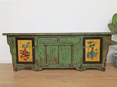 Chinesisches Sideboard Lowboard TV Board Massivholz China DJ1951