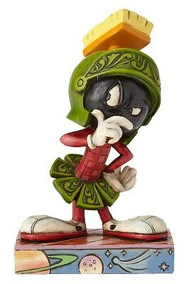 Disney Looney Tunes by Jim Shore Marvin the Martian Statue New