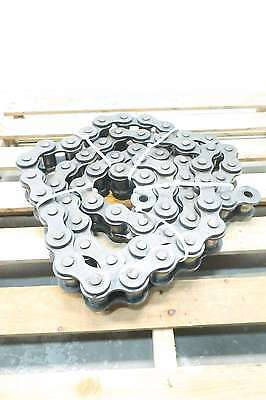 Rexnord 200 2-1/2 In 152.5 In Single Strand Riveted Roller Chain D548920