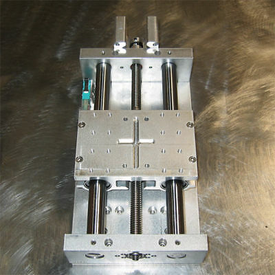 """VELOX CNC Router 5"""" Linear Slide Actuator - ZA500QR Z Axis, Use Router/Spindle"""