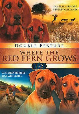 Where The Red Fern Grows * Where The Red DVD