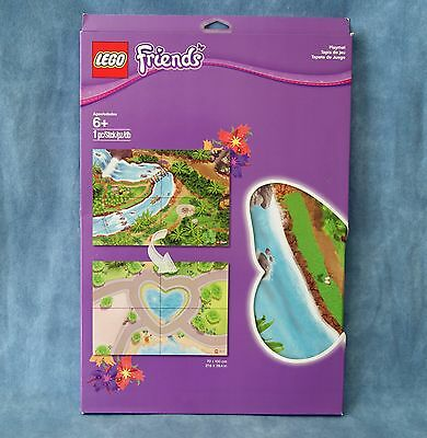 Lego Friends Double Sided Playmat 851325