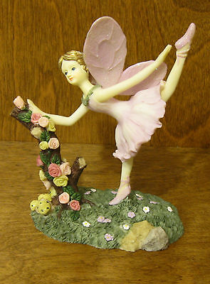 """Dezine Fairy Collection #5839 LILLY BALLET, 6"""",  NEW From Retail Store"""