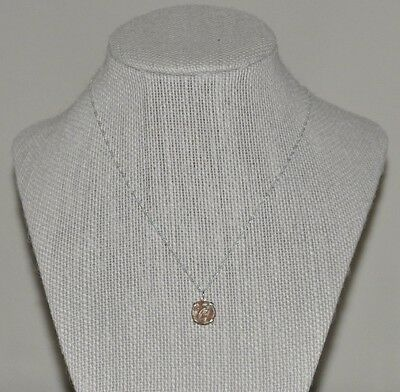 Owl of Goddess Athena Authentic Ancient Coin 925 Sterling Silver Pendant & Chain