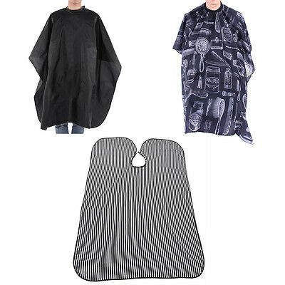 Pro Hair Cut Hairdressing Cutting Cape Cloth Cover Hair Salon Barbers Gown Tools
