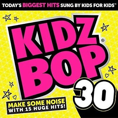 Kidz Bop Kids - Kidz Bop 30 [New CD]