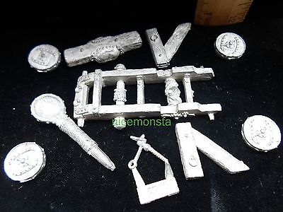 Ral Partha AD&D 25mm Metal Miniatures Engines of War 02-163 Dwarven Catapult