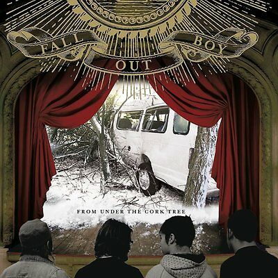 Fall Out Boy - From Under The Cork Tree - New Vinyl Lp