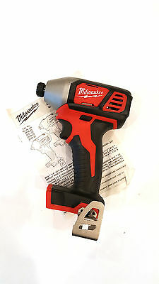 Milwaukee 2656-20 M18 NEW Cordless Impact Driver - BARE TOOL ONLY
