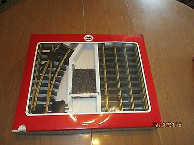 "Lgb  # 19901  ""g"" Gauge Track Siding Extension Kit.   New With Box."