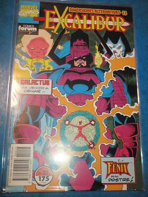 EXCALIBUR v1-nº25 Claremont-Wozniak FORUM