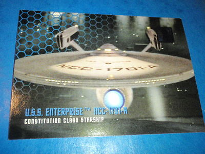Star Trek 30 Years; U.s.s Enterprise #02