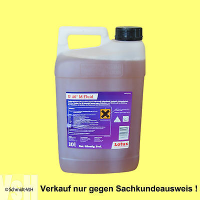U46M Fluid, Reference MCPA 500, Weed killer, Only for professional Users