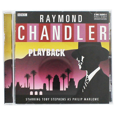 Playback - Audio Book by Raymond Chandler (CD), Books, Brand New